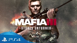 Mafia III | Stones Unturned DLC Launch Trailer | PS4