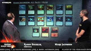 Pro Tour Magic Origins: Draft Viewer with Mark Jacobson
