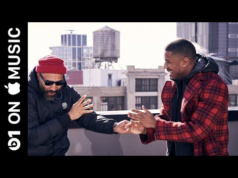 Michael B. Jordan on 'Black Panther' Pre-Sales & Critics [CLIP]  | Beats 1 | Apple Music