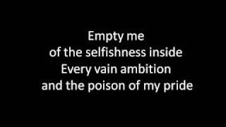 Empty Me (Cover) - Chris Sligh