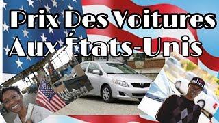 LES PRIX DES VOITURES OCCASION AUX ETATS UNIS / LES MARQUES LES PLUS DURABLES