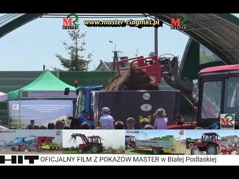 █▬█ █ ▀█▀ OFICJALNY FILM Z POKAZÓW MASTER w Białej Podlaskiej 28 MAJ 2017