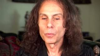 """Dio - Sacred Heart """"The Video"""" - Interview"""