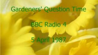 Picture of a podcast: Gardeners Question Time