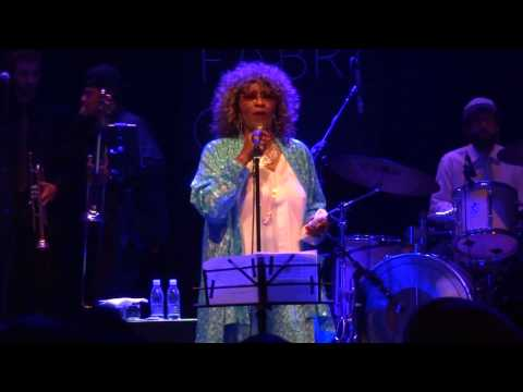 Marlena Shaw - Let's wade in the Water - Festival Jazz na Fábrica