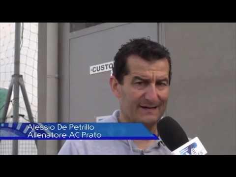 immagine di anteprima del video: AC Prato - Serravezza 1-0