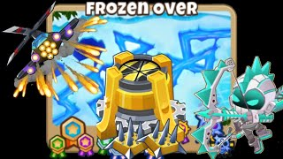 Bloons TD 6 - Cubism - Impoppable - No Monkey Knowledge