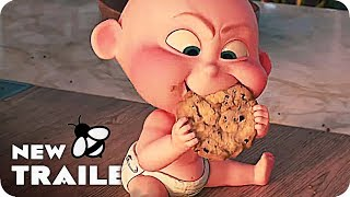 Incredibles 2 Olympics Trailer (2018)
