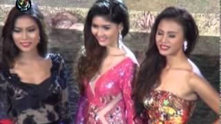 Miss Universe Myanmar 2014 Sharr Htut Eaindra Crowning