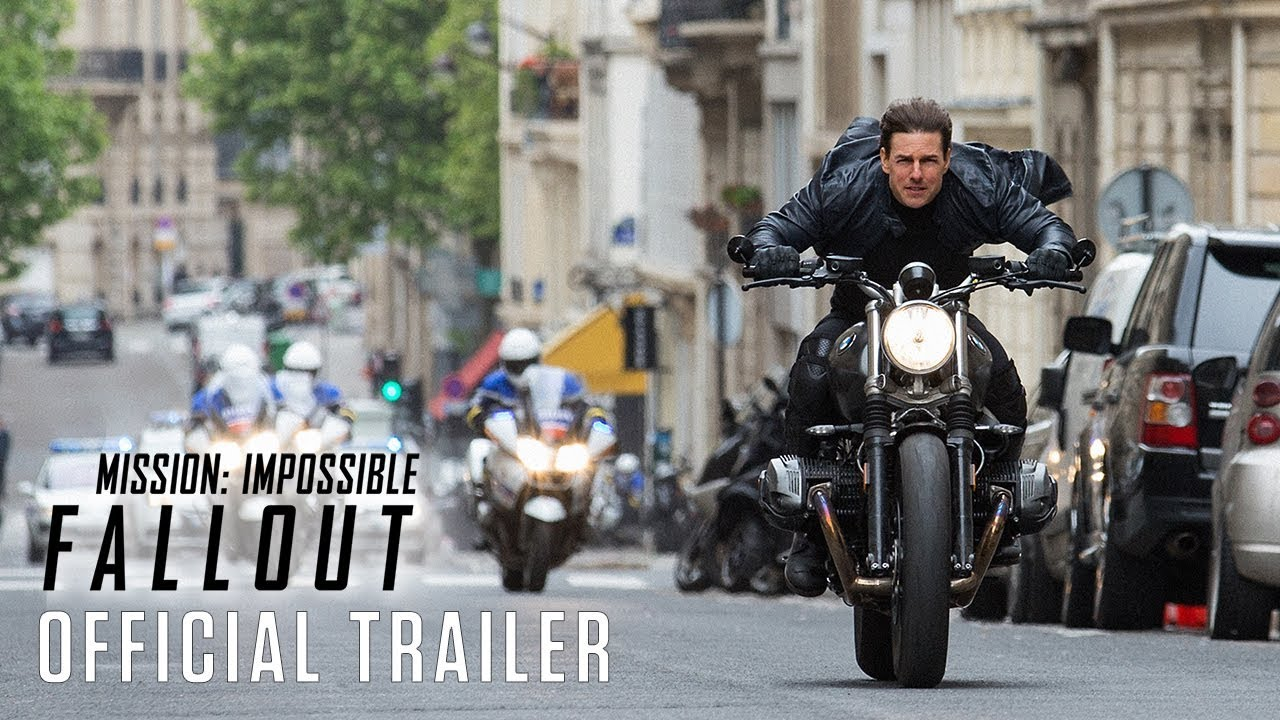 Trailer för Mission: Impossible - Fallout