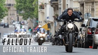 Mission  Impossible new Official Trailer