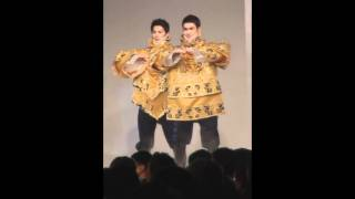 101119 Commemoration Fashion Show For Andre Kim Fancam.mp4