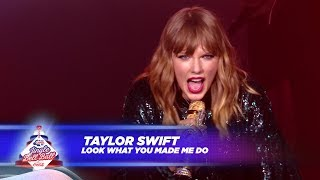 Taylor Swift   'Look What You Made Me Do' (Live At Capital's Jingle Bell Ball 2017)