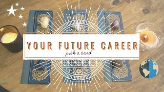 What Is The Best JOB/CAREER For You? | Your Special Talents 🔮 PICK A CARD 🔮