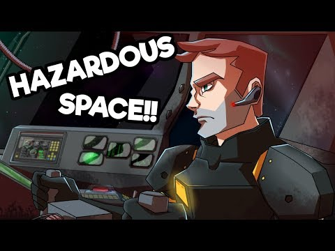 Space Zombie Roguelike Shooty Action! – Hazardous Space Gameplay Impressions