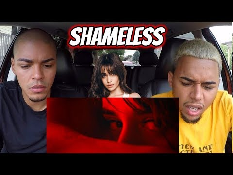 Camila Cabello - Shameless (VIDEO) REACTION REVIEW