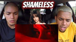 Camila Cabello   Shameless (VIDEO) REACTION REVIEW