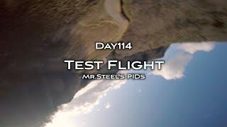 Day114 Test Flight 's PIDs -OsakaFPV Freestyle- 「ドローンFPVフリースタイル 初心者からの自己流練習記録の全て」by大阪FPV