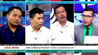 FALSE F.I.R IN MU CRISIS On Manung Hutna 09 October 2018
