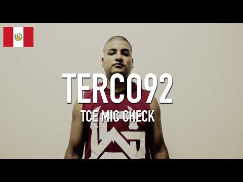 Terco92 - Hablen De Mi [ TCE Mic Check ]