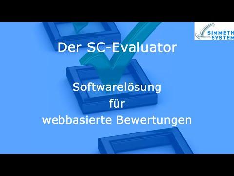 Software für die Lieferantenbewertung