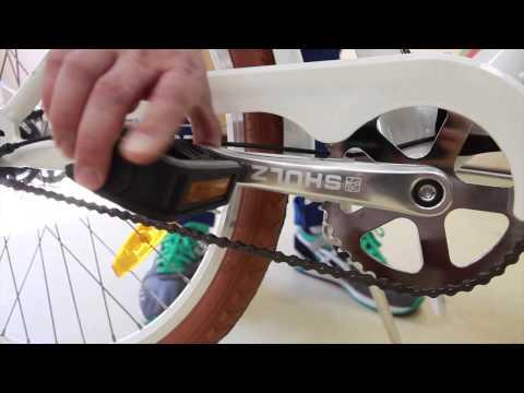 Смотреть видео Велосипед Shulz Krabi Coaster (2019)