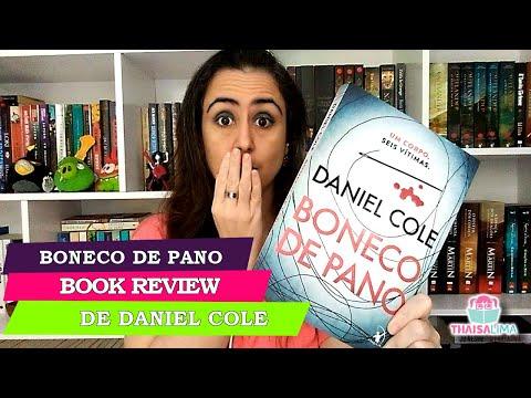 Boneco de Pano de Daniel Cole (Book Review)| Thaisa Lima