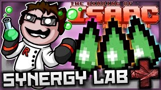 The Binding of Isaac: Afterbirth+ - Synergy Lab: ULTIMATE BOOGER INSECT TEARS!