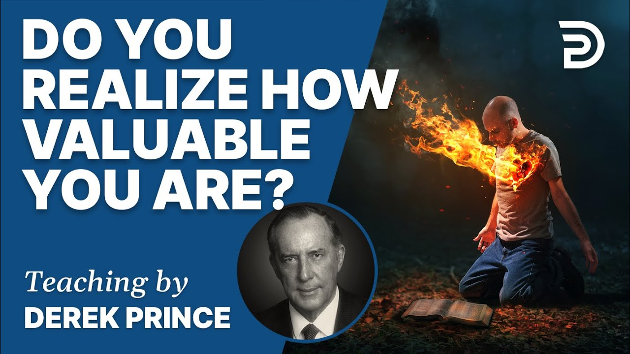 YouTube thumbnail for Do You Realize How Valuable You Are?