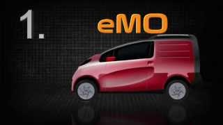 TATA Technologies eMO - electric MObility study