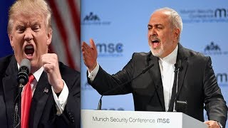 "Iran's Zarif thrashes Trump, ""US driven by pathological obsession"" (Munich Security Conference 2019)"
