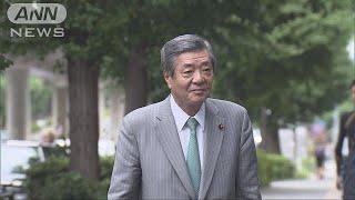 自民党総裁選めぐり竹下会長、きょう対応決定へ18/08/08