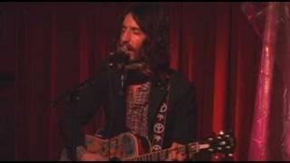 Joseph Arthur - Tattoo live @ Cactus Cafe Austin, TX 02/05/2010