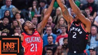 Toronto Raptors vs New Orleans Pelicans Full Game Highlights | 11.12.2018, NBA Season