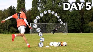 Goalkeepers HATE This Shot, So I Learned how to Do it
