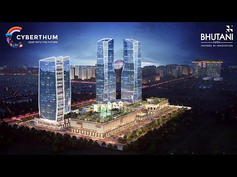 3D Tour of Bhutani Cyberthum Phase A