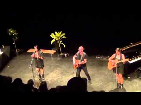 Goodbye by Pete Ward and Divalicious, Aotea Centre, Community Spirit Rising Talent Show