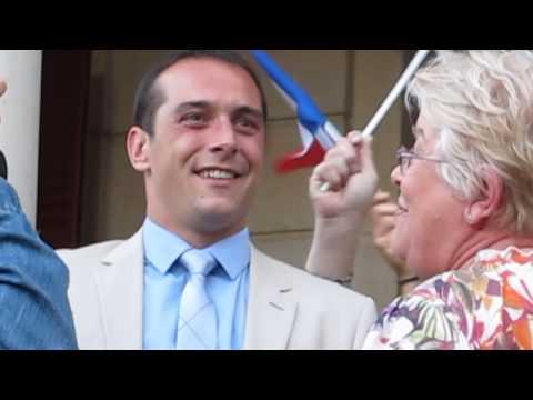 Le Pontet (84) : le maire FN Joris Hébrard réélu au premier tour avec 59,43 % des voix (Ajout vidéos)