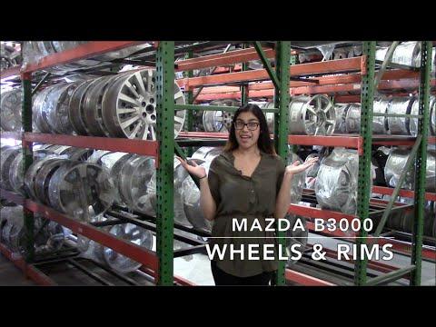Factory Original Mazda B3000 Wheels & Mazda B3000 Rims – OriginalWheels.com