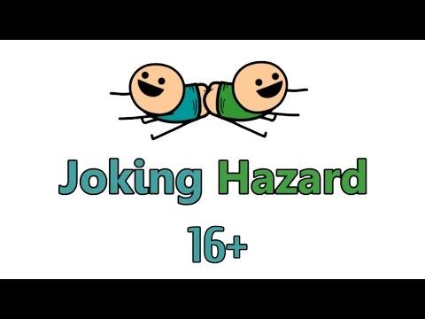 Как мы упоролись в Joking Hazard