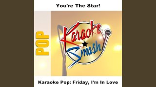 Dancing On The Moon (Karaoke-Version) As Made Famous By: The Fabulous Echoes