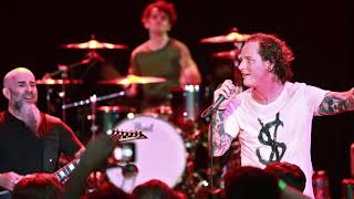Corey Taylor with Scott Ian  - From out of Nowhere (Faith No More) @ The Roxy, Hollywood, 2/20/19