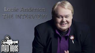 LOUIE ANDERSON TALKS BASKETS SEASON 3 LIVE IN TACOMA WASH