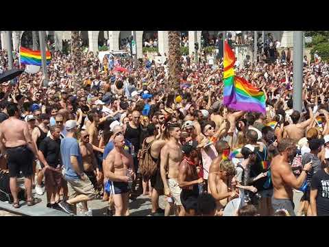 Tel Aviv 2018 Gay parade