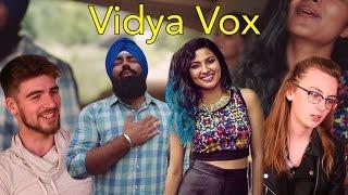 Vidya Vox Reaction | Major Lazer - Lean On | Head Spread | Jind Mahi