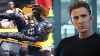 Captain America's Fate In Avengers 4 REVEALED