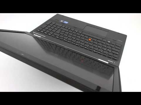 HP EliteBook 8560w Video-Preview