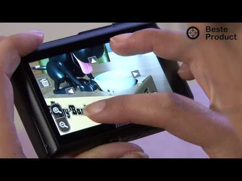 Nikon Coolpix S100 review