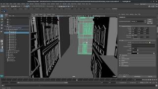 Maya Rendering Frames Batch Render and Playblast - hmong video