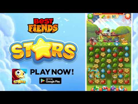 Best Fiends Stars - Free Puzzle Game Video